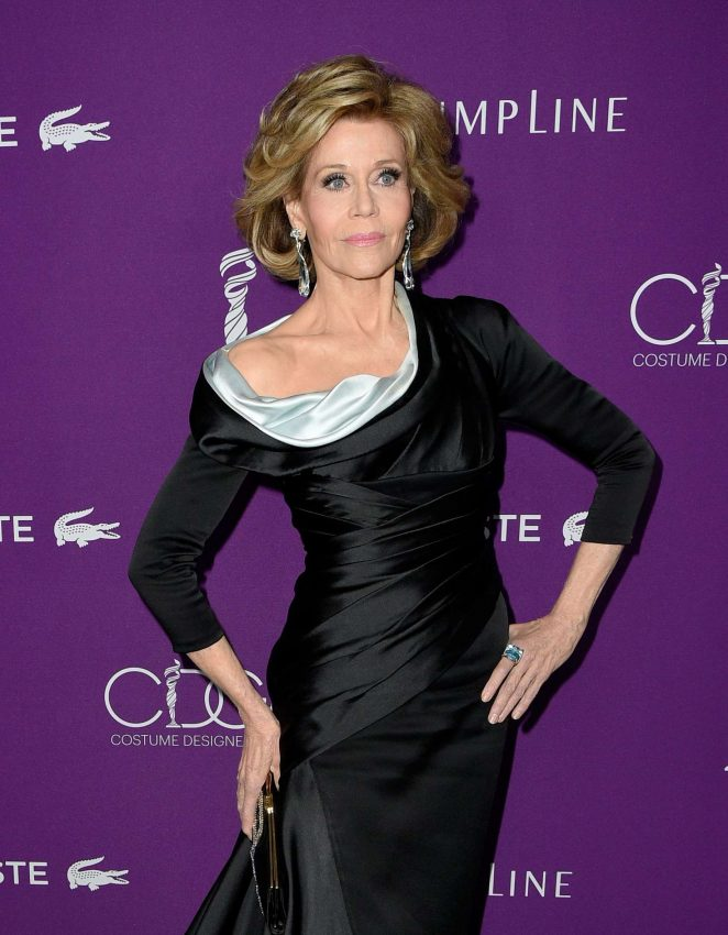 Jane Fonda 2017 World's Most Beautiful Women