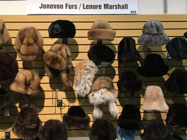 Jonevon Furs at the 2017 ILOE Show