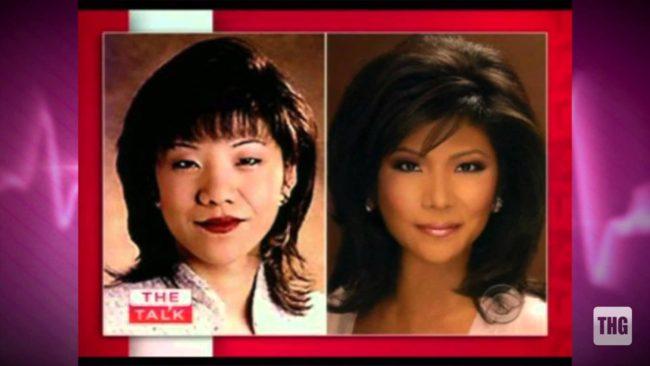 Julie Chen 2017 World's Most Beautiful Women