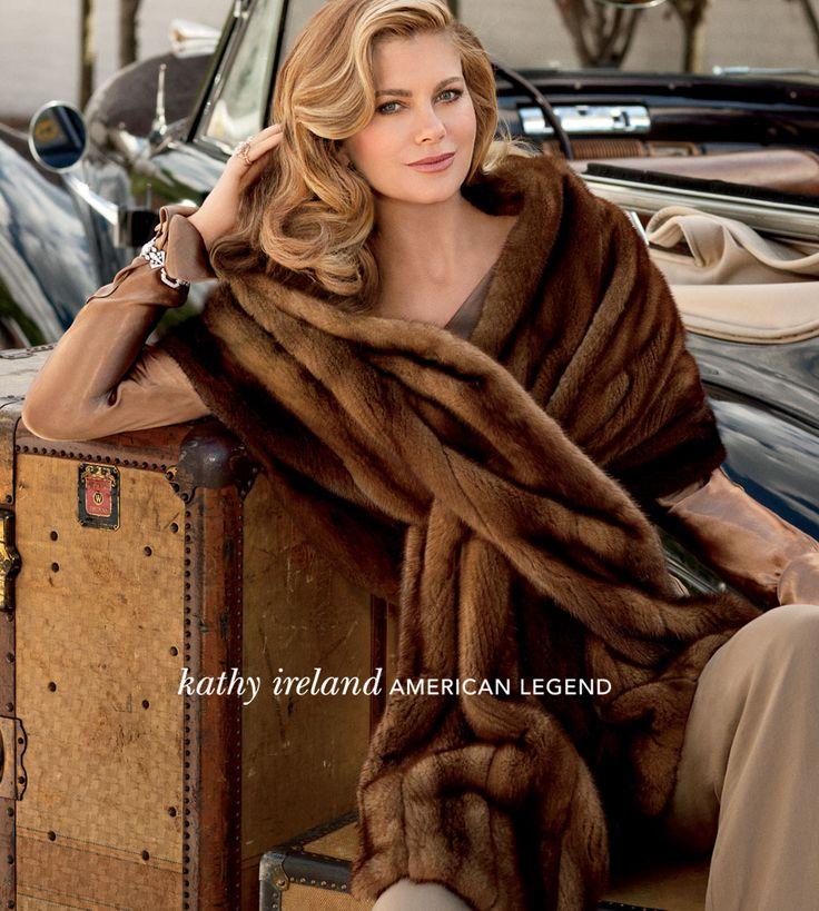 Kathy Ireland 2017 World's Most Beautiful Women