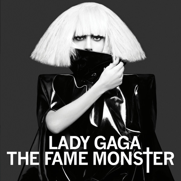 Lady Gaga- The Fame Monster album cover