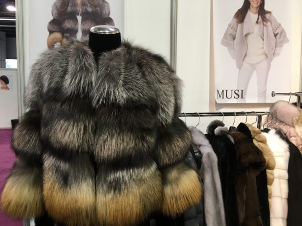 Musi Furs at the 2017 ILOE SHow