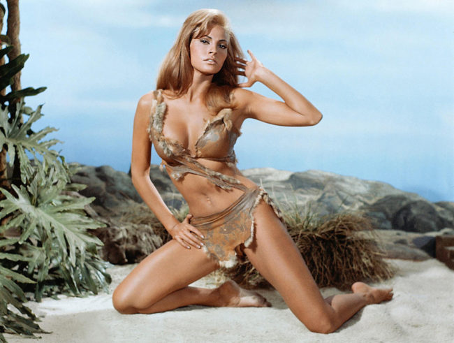 Raquel Welch 2017 World's Most Beautiful Women