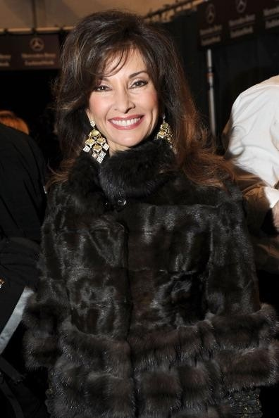 Susan Lucci 2017 World's Most Beautiful Women