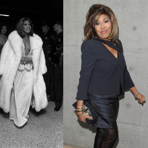 Tina Turner 2017 World's Most Beautiful Women