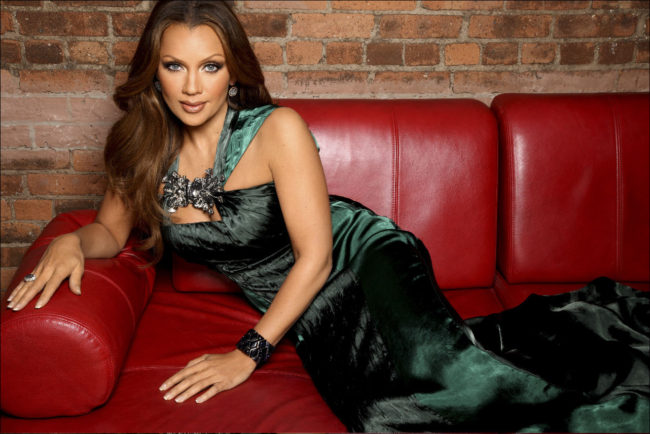 Vanessa WIlliams 2017 World's Most Beautiful Women