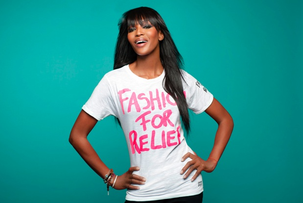 Naomi Campbell is also the global spokesperson for the organization Fashion for Relief which is a charitable organization which she founded in 2005 that has raised funds for various environmental and humanitarian causes.