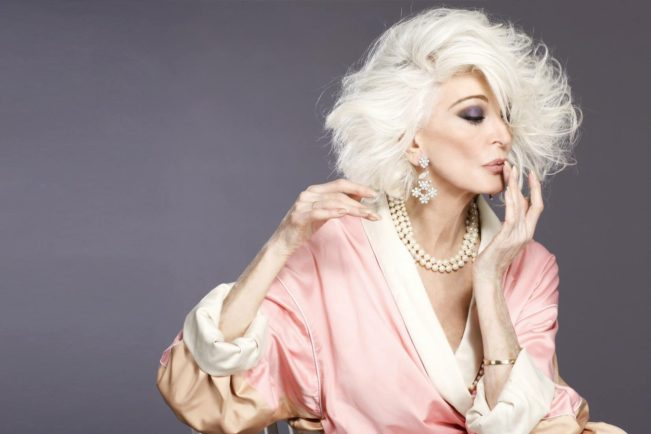 Carmen Dell'Orefice 2017 World's Most Beautiful Women