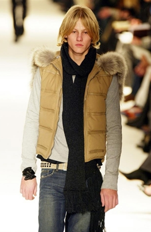 Dior Homme Autumn/Winter 2004 the Hedi Slimane years