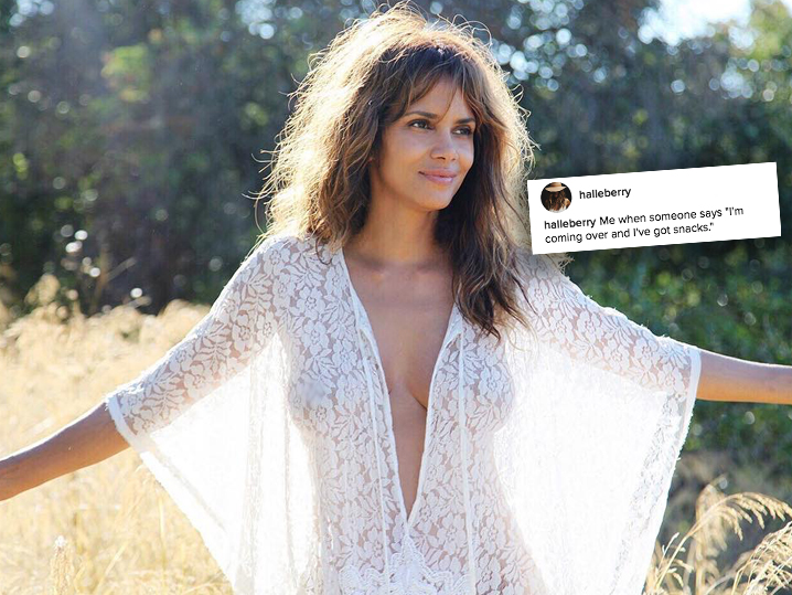 Halle Berry 2017 World's Most Beautiful Women
