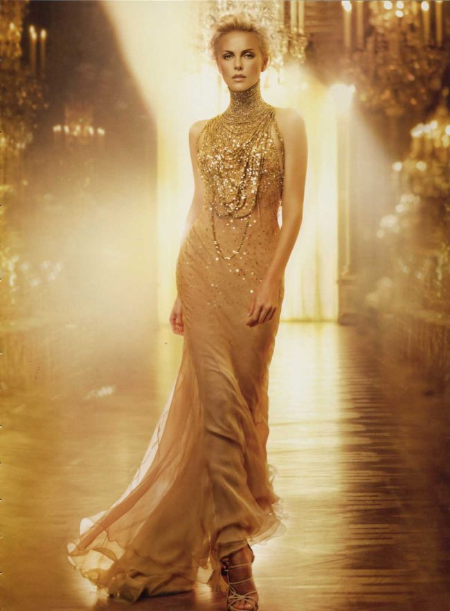 Charlize Theron 2017 World's Most Beautiful Women