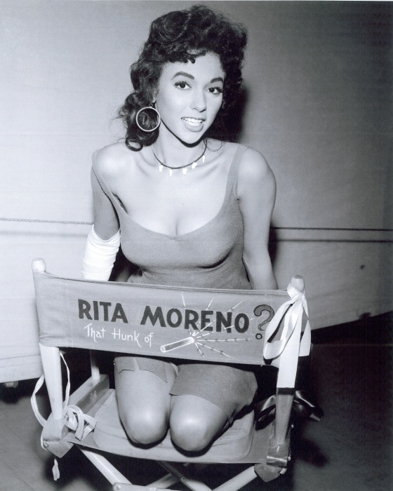 Rita Moreno 2017 World's Most Beautiful Women