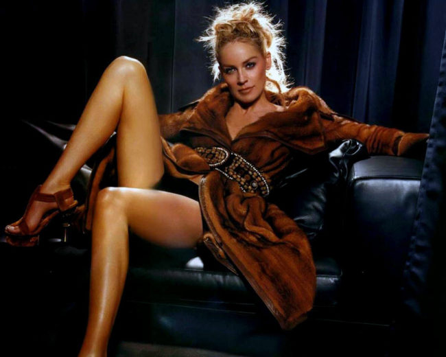 Sharon Stone 2017 World's Most Beautiful Women