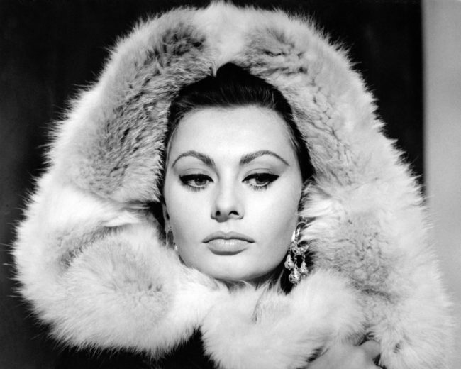 Sophia Loren 2017 World's Most Beautiful
