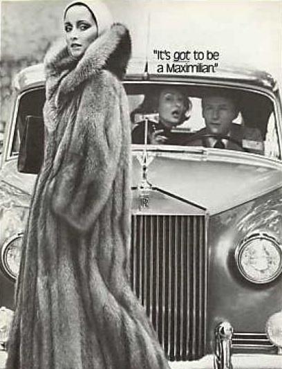 1976 Maximilan ad