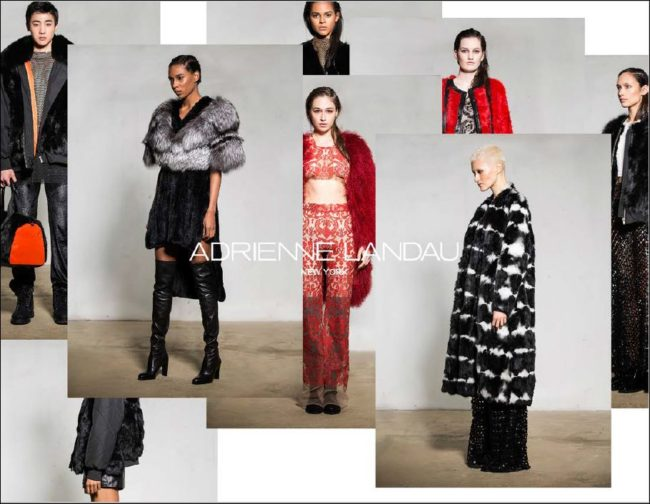 What use to be heavily vintage-inspired, the brand now draws inspiration from modern day women leading their daily lives from carpool to boardroom. As an example of her juxtaposed style, her current signature piece is a bomber jacket mixing fur and Chinese brocade.
