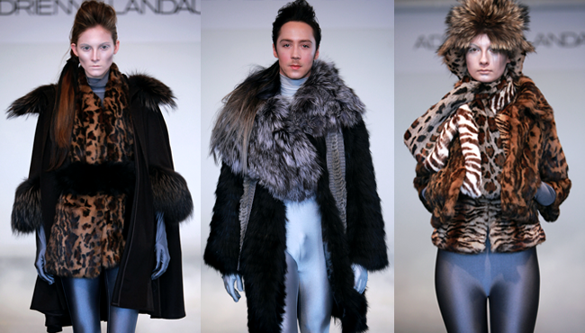 Adrienne Landau Fall/Winter 2011-2012 Collection