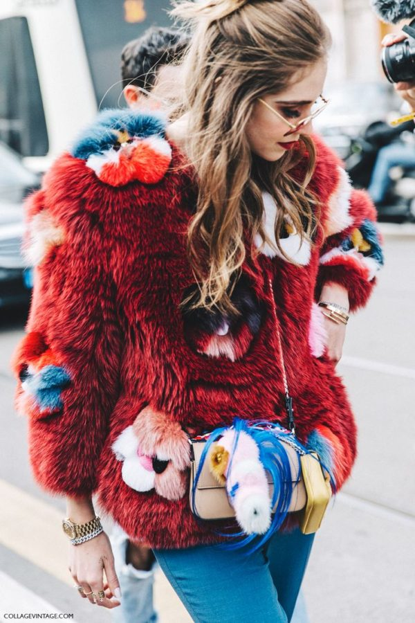 Chiara Ferragni is one of the leading fashion influencers