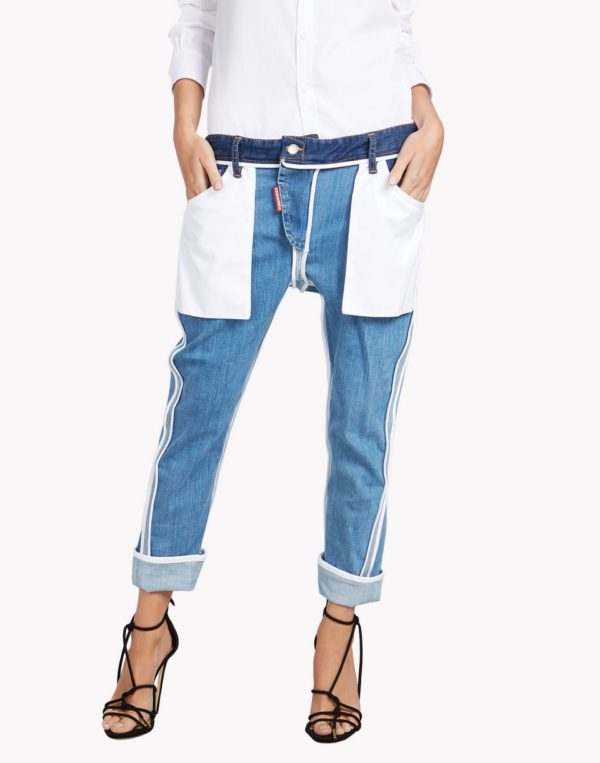 DSquared Inside Out Icon luxury fashion denim