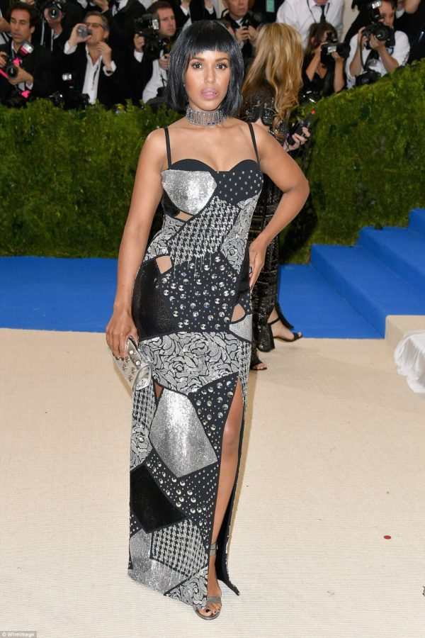 Kerry Washington at 2017 Met Ball