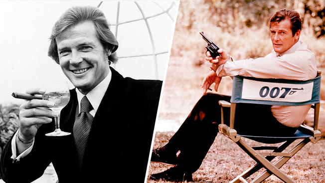 Roger Moore is one of the most beloved actors to have taken on the role of James Bond