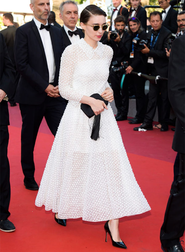 Rooney Mara at Cannes Film Festival 2017