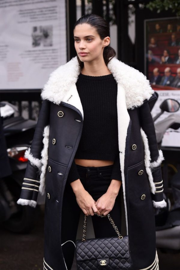 Sara Sampaio is one of the leading fashion influencers