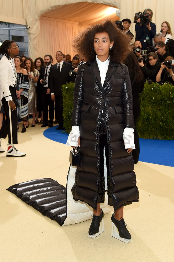 Solange Knowles at 2017 Met Ball