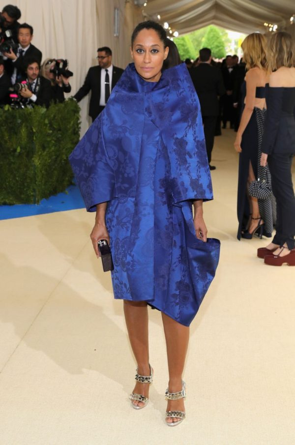 Tracee Ellis Ross at 2017 Met Ball