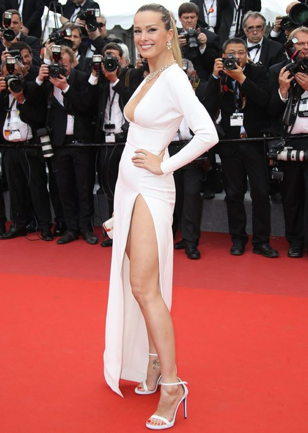 Petra Nemcova at Cannes Film Festival 2017