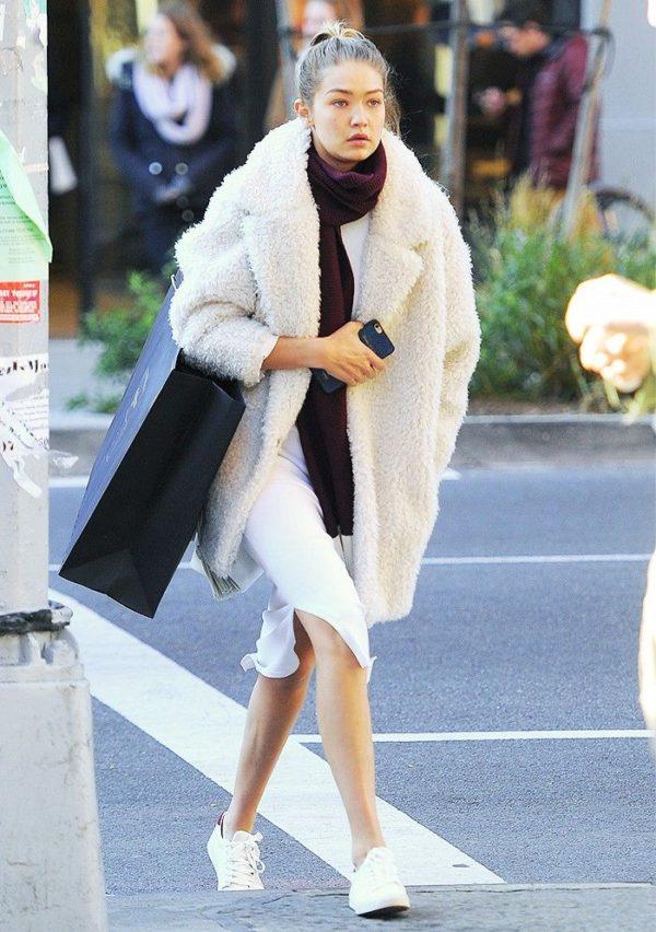 Gigi Hadid is one of the leading fashion influencers
