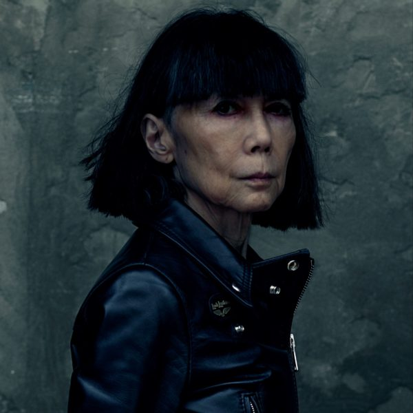Designer Rei Kawakubo is rarely seen on the fashion scene