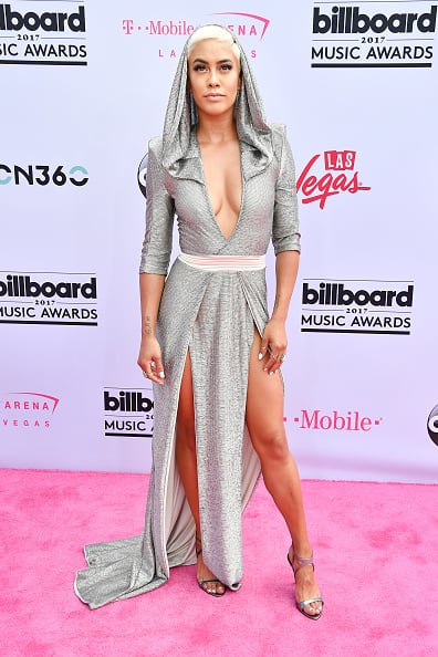 Sibley Scoles at the 2017 Billboard Music Awards