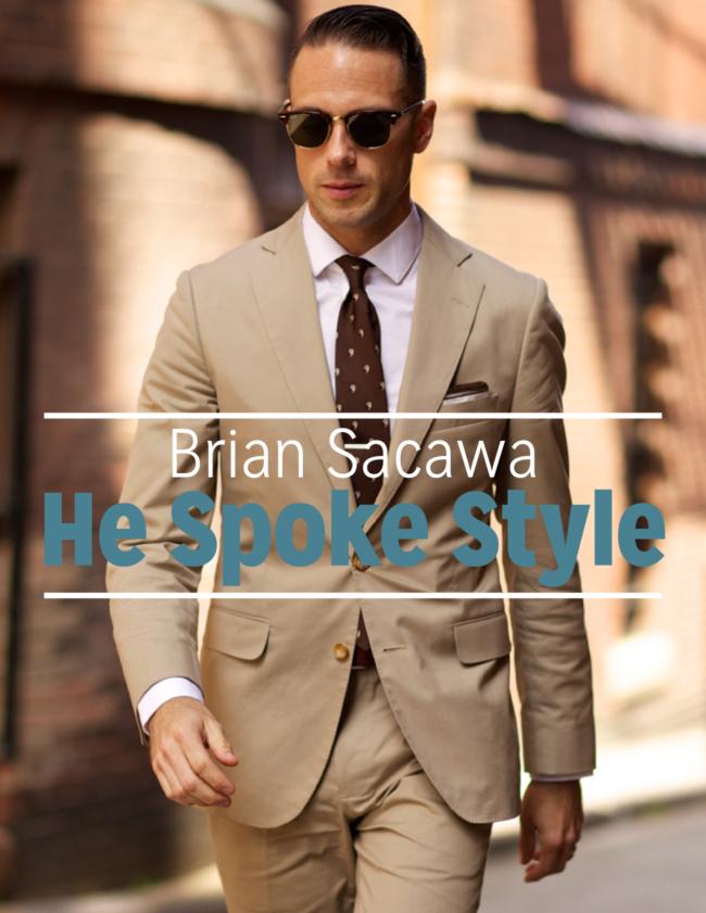 Men's Style Bloggers