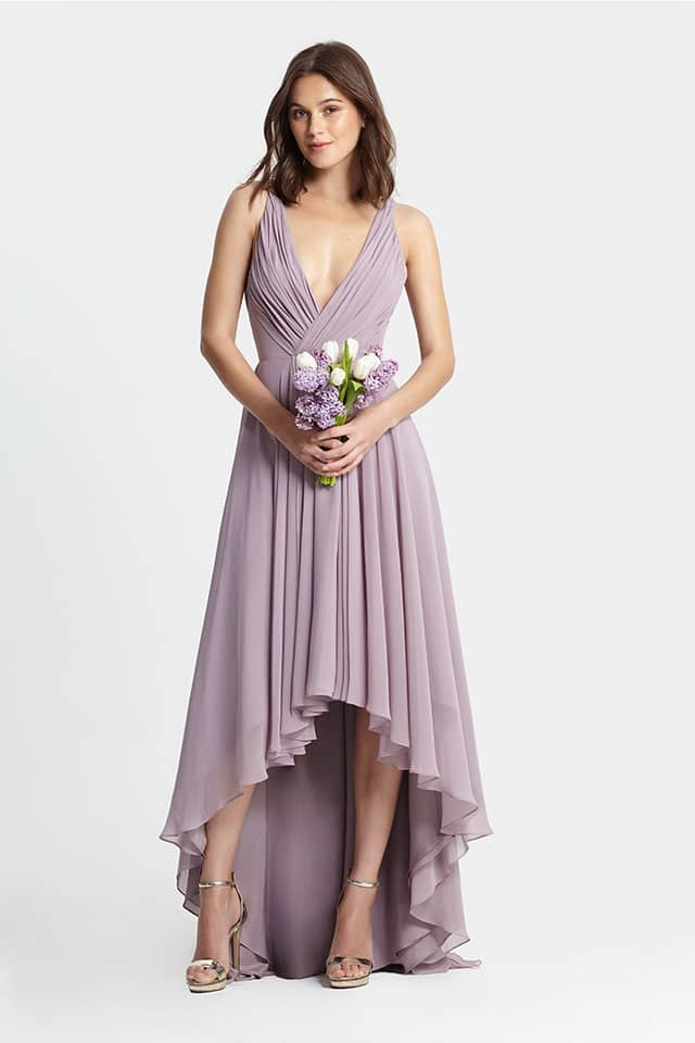 Designer Bridesmaid Dresses by Monique Lhuillier for Spring 2017