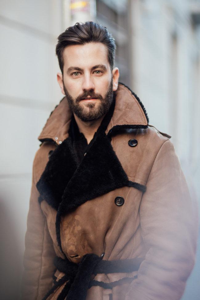 The Gentleman Blogger Matthew Zorpas. men's style bloggers