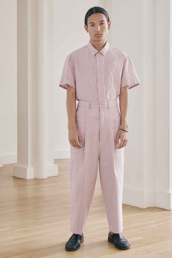 Bonaparte Men's Spring/ Summer 2018