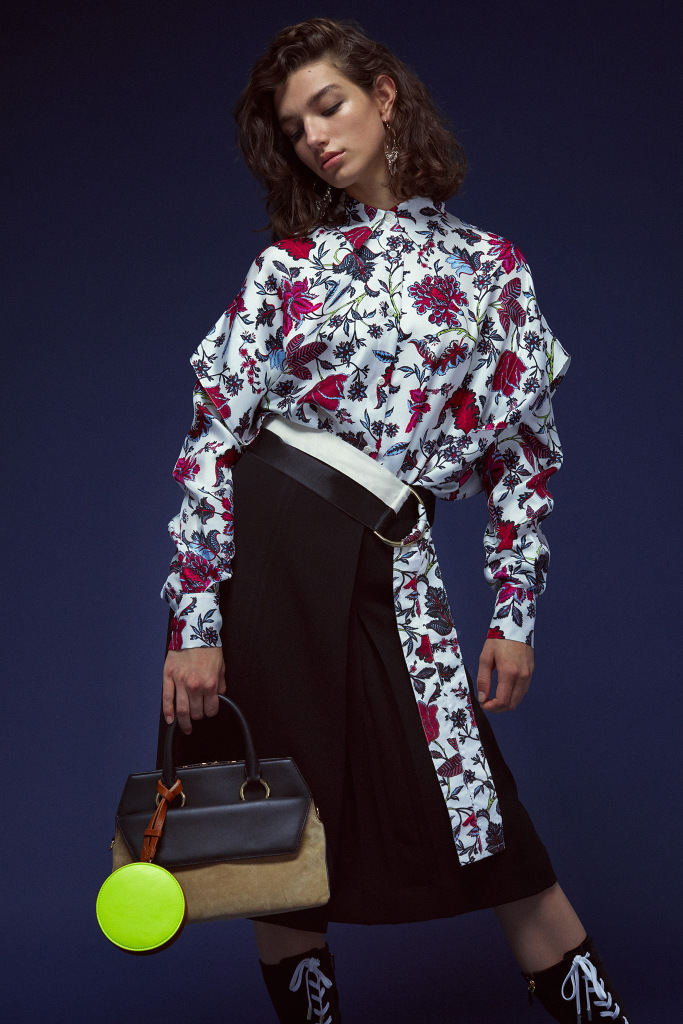 Diane von Furstenberg Cruise 2018 Collection
