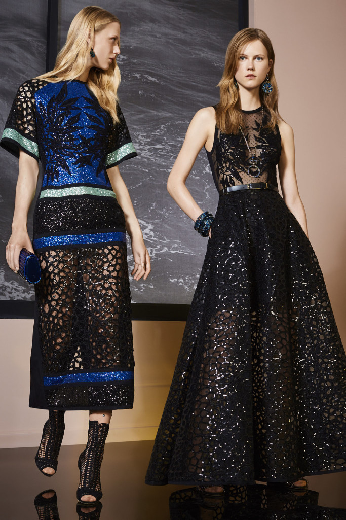 Elie Saab Cruise 2018 Collection