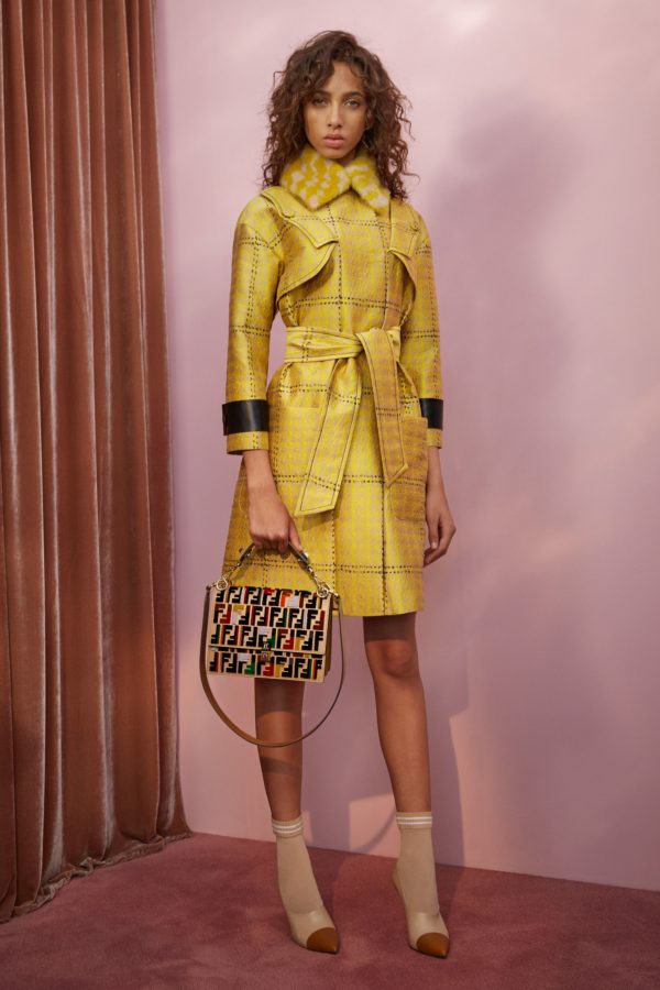 Fendi Cruise 2018 Collections