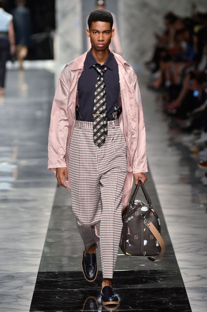 Fendi Men's Spring/ Summer 2018