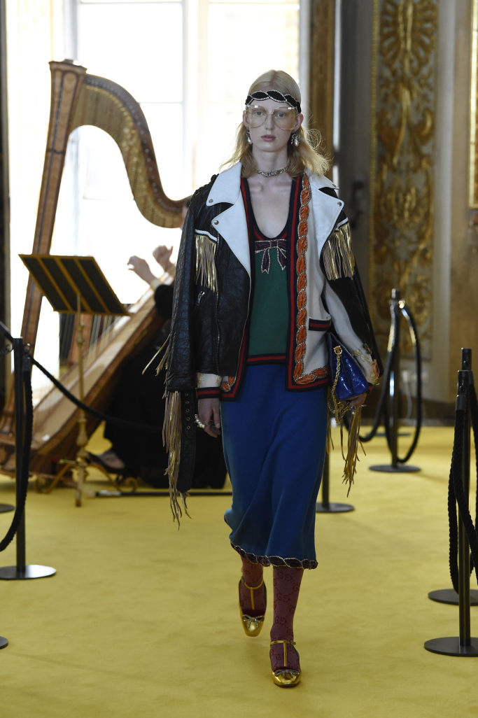 Gucci Cruise 2018 Collections