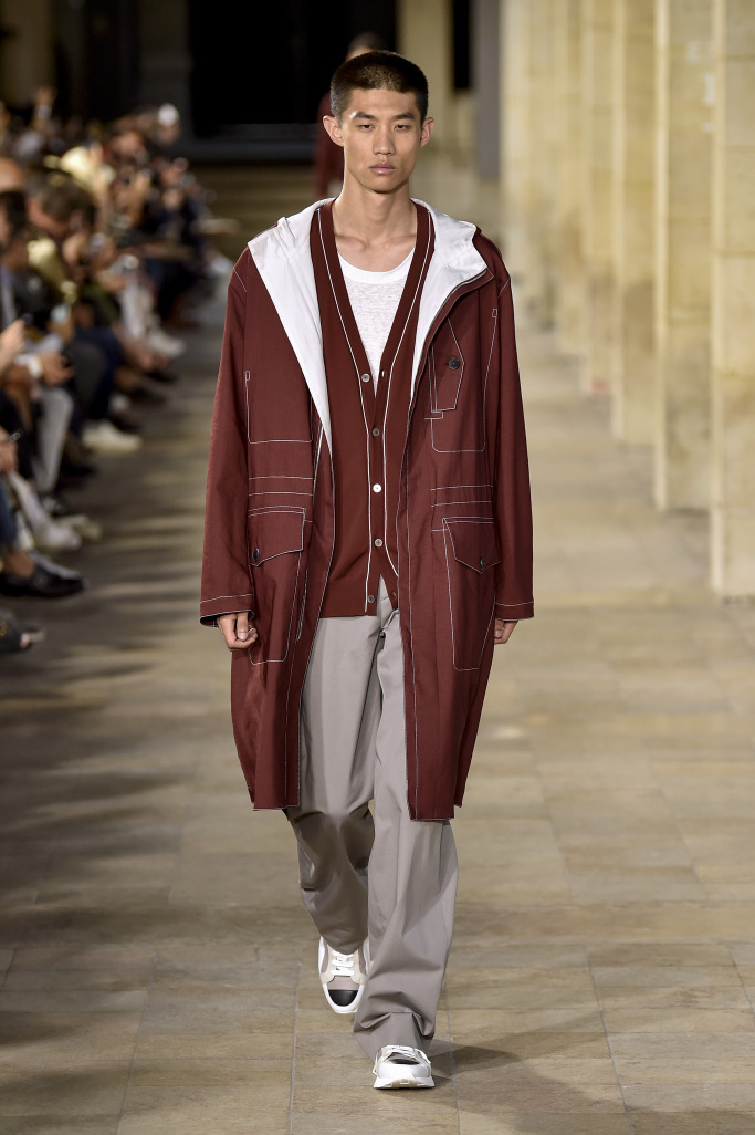 Hermes Men's Spring/ Summer 2018
