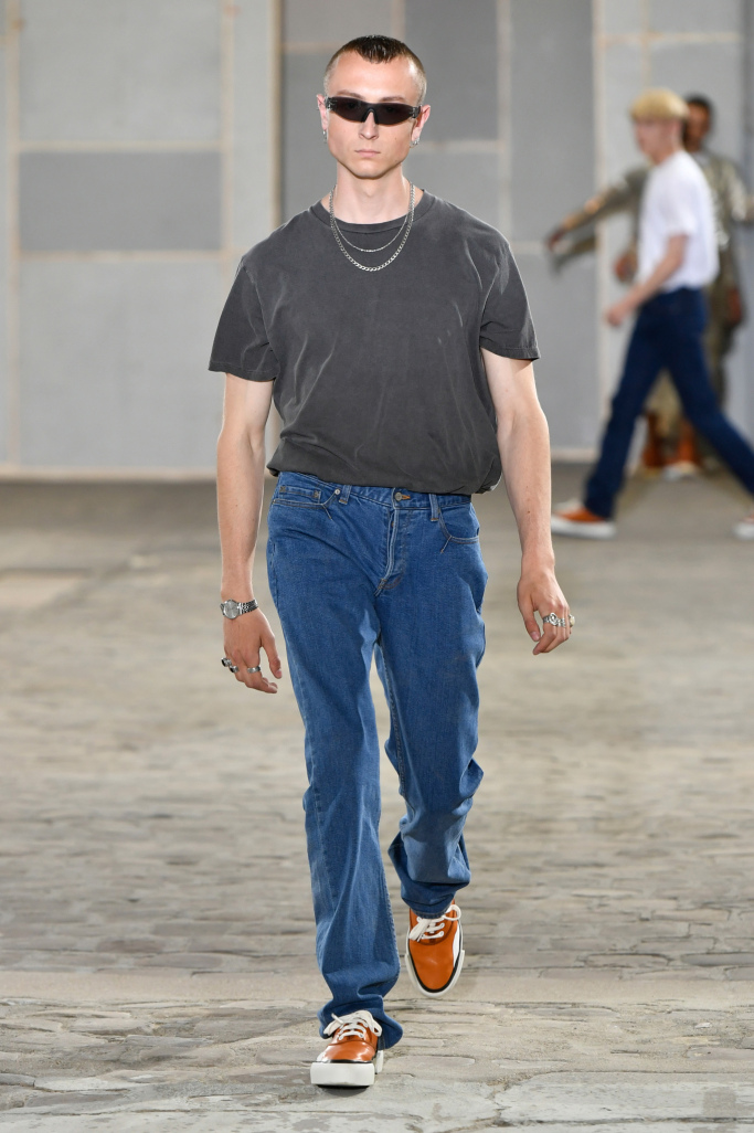 Julien David Men's Spring/ Summer 2018