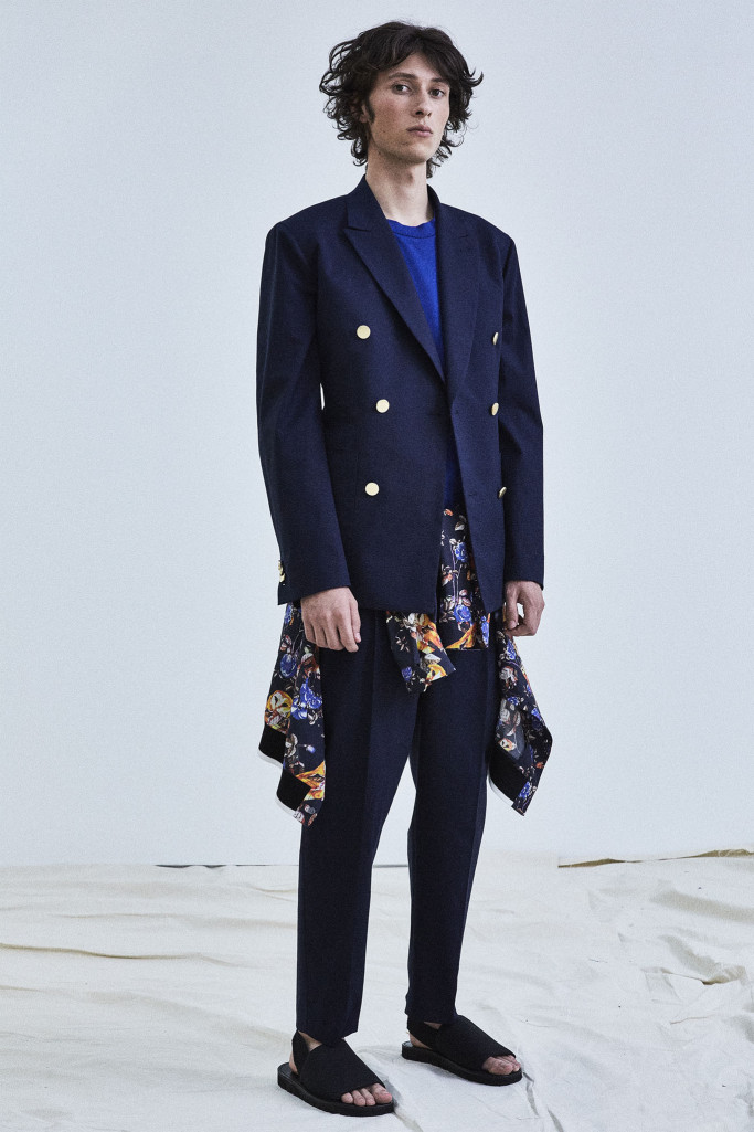 3.1 Phillip Lim Men's Spring/ Summer 2018