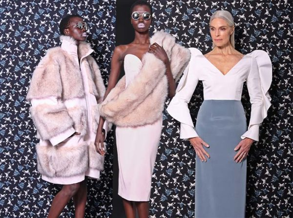 luxury fashion Christian Siriano Pre-Fall 2017