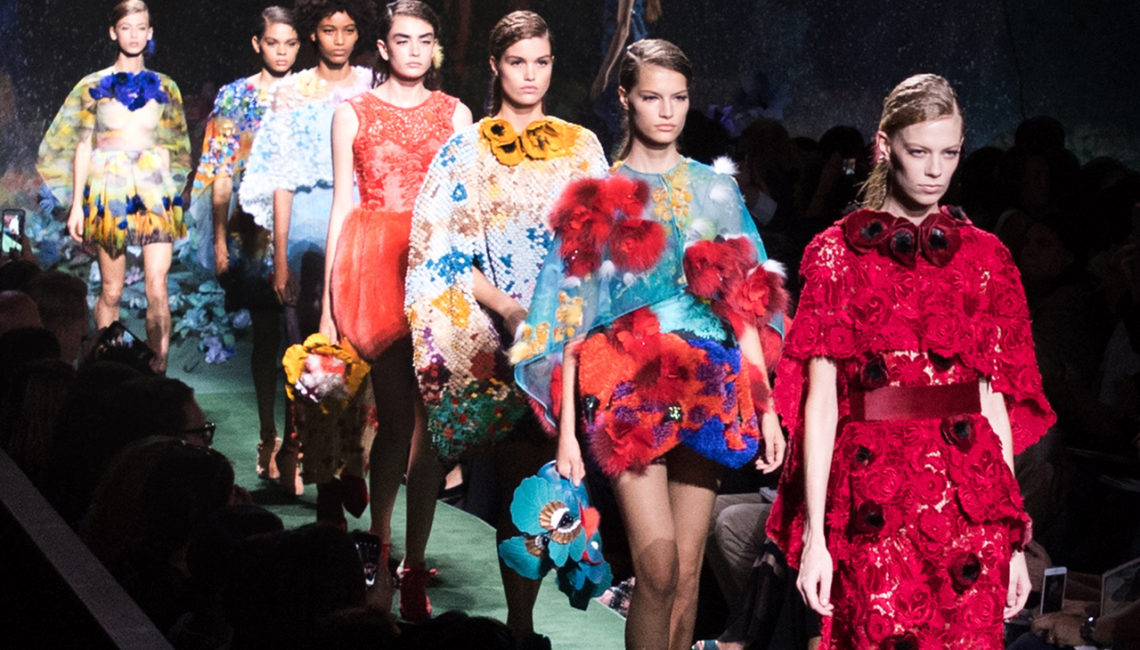 Fendi Haute Couture Fall 2017 Review Furinsider