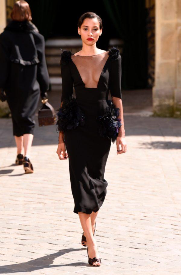 Ulyana Sergeenko Fall 2017 Haute Couture