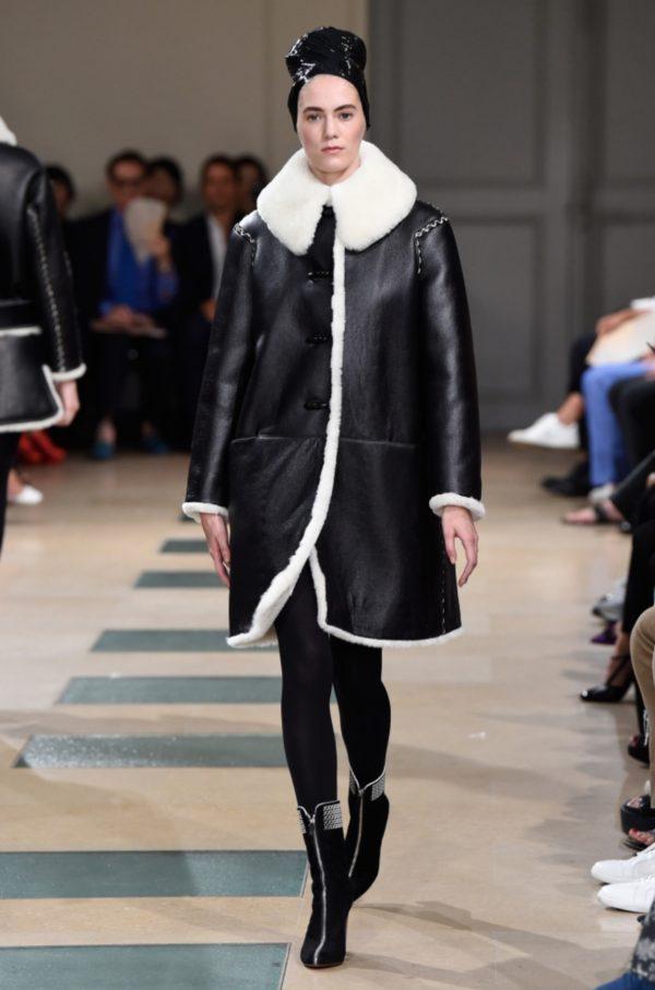 Azzedine Alaia Haute Couture Fall 2017