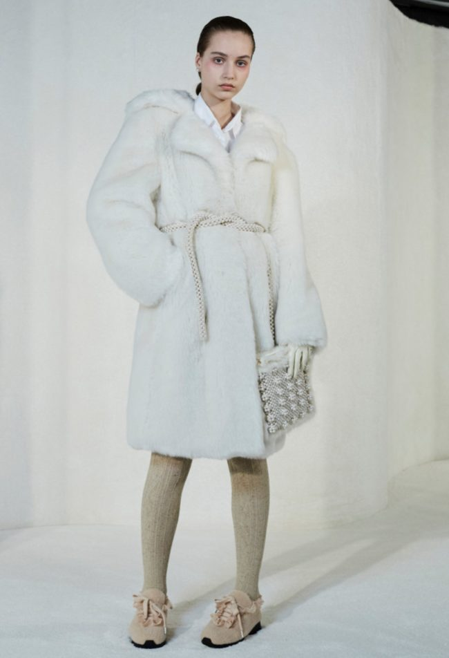 Shrimps RTW Fall 20117 Faux fur